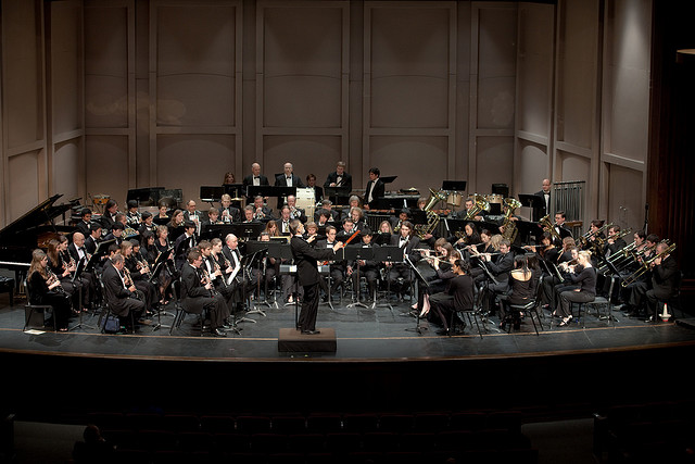 Caltech-Occidental Concert Band